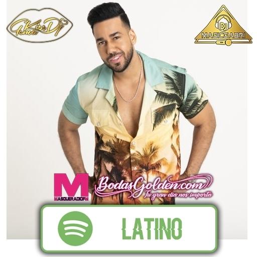 spotify playlist latino