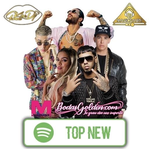 spotify playlist top new
